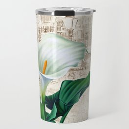 Macro Flower 26 Travel Mug