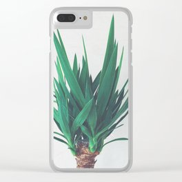 Yucca Clear iPhone Case