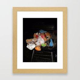 Ragdoll photograph Framed Art Print