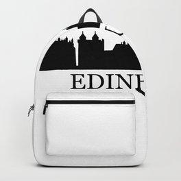Edinburgh skyline Backpack