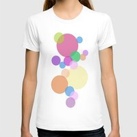 bubble T-shirts featuring Bubble by Angela Capacchione