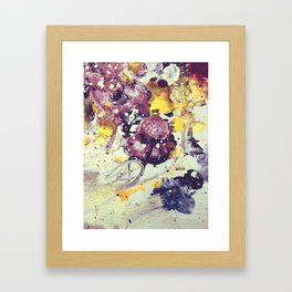 Proposed Explanation Framed Art Print