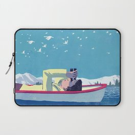 What Do the Birders Know? Laptop Sleeve