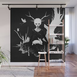 Space Within Wall Mural