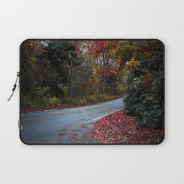 Maine Fall Foliage Laptop Sleeve