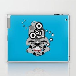 Hei Tiki New Zealand Drum Laptop & iPad Skin