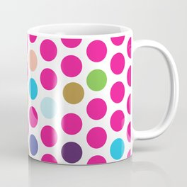 dots and circles Coffee Mug
