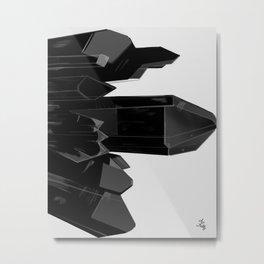 Crystal Cluster, no. 4 Metal Print