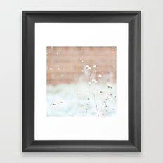 Whispy. Framed Art Print