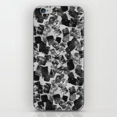 tear down (monochrome series) iPhone & iPod Skin
