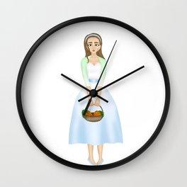 Elain Wall Clock