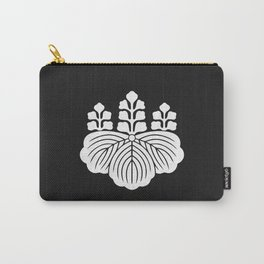 Toyotomi Clan · White Mon Carry-All Pouch
