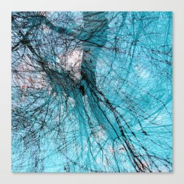 Wire Willows Canvas Print