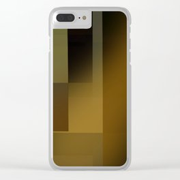 the award Clear iPhone Case