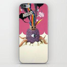 Hello Ruby iPhone Skin