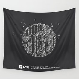YOU ARE HERE  [Funfetti] Wall Tapestry