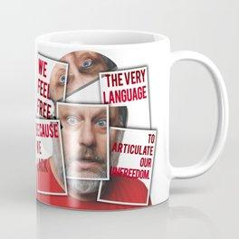 The Real of S.Zizek Coffee Mug