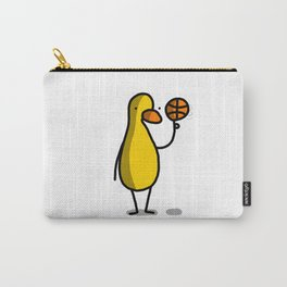 Basketball Birdie | Veronica Nagorny Carry-All Pouch