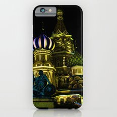 Saint Basil's Cathedral, Moscow iPhone 6s Slim Case