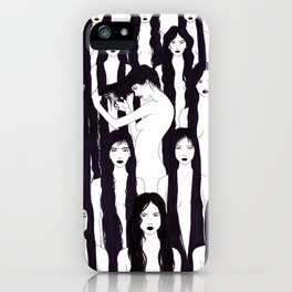 Dare iPhone Case