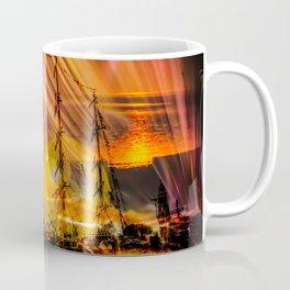 Romance of sailing Coffee Mug