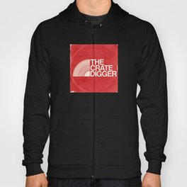 THE CRATE DIGGER FACE Hoody