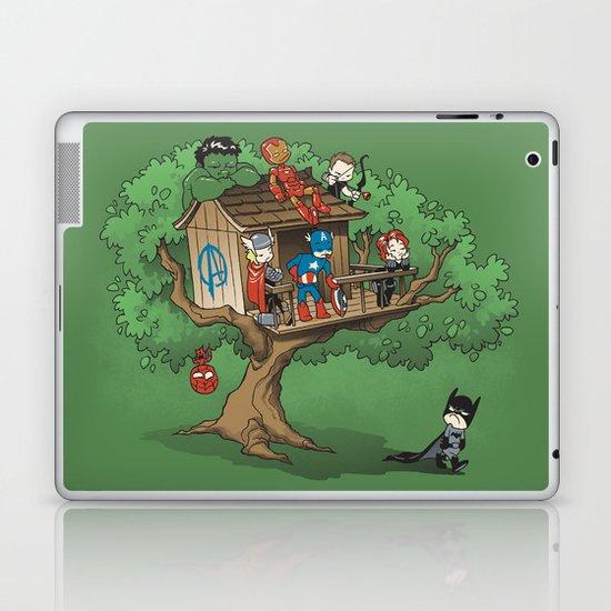 Super Exclusive Club Laptop & iPad Skin