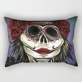 Night Of The Dead Rectangular Pillow