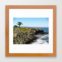 Natural Bridges Framed Art Print
