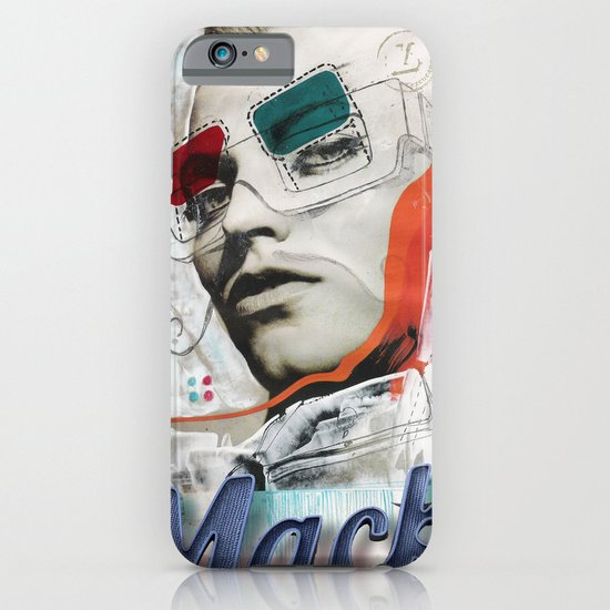 MACK-INTOUCH iPhone & iPod Case