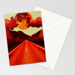 Red Road. Stationery Cards