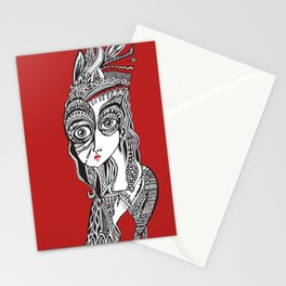 Complicated explantion Stationery Cards