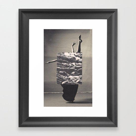 Ska, Where Duh Anne Sing? Framed Art Print