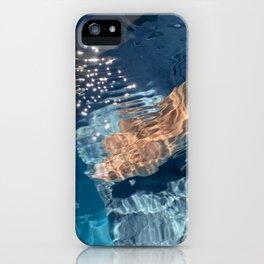 Underwater Art FEET iPhone Case
