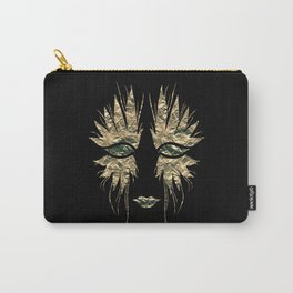 The Masquerade (On Black) Carry-All Pouch