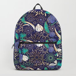 Tropical fireworks Backpack
