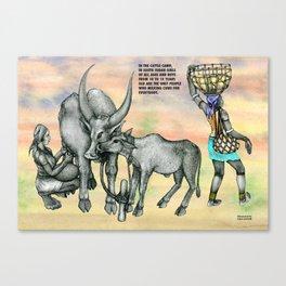 DEGKA Canvas Print
