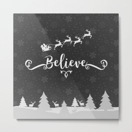 Christmas Metal Print