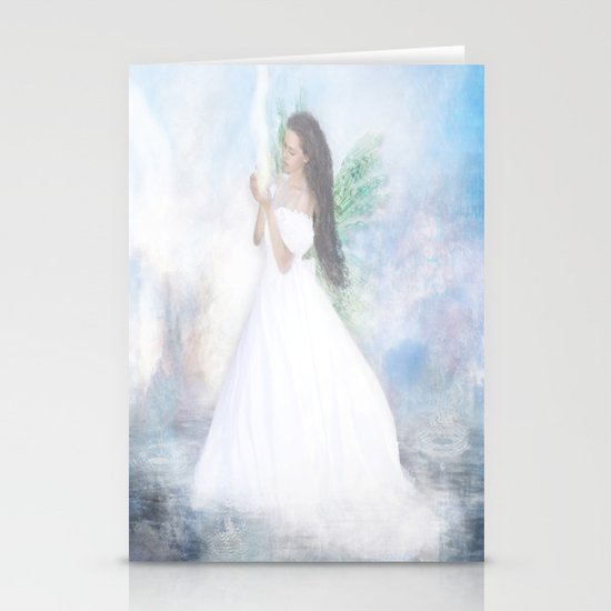 Heavenly Bride Stationery Cards
