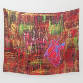 The Hearts Dirty Lesson Wall Tapestry