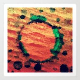 Radius Art Print