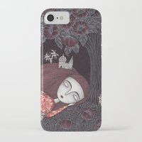 caitlin hackett iPhone & iPod Cases featuring Tree of Forever Dreams by Judith Clay