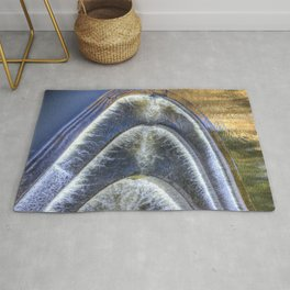 River Avon Bath Pulteney Weir Rug