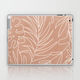 Engraved Tropical Line Laptop & iPad Skin