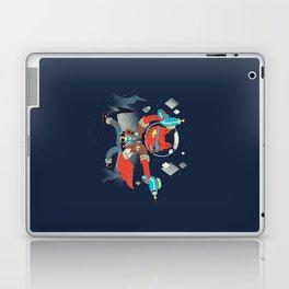 Bounty Hunter Space Cat Killa Laptop & iPad Skin