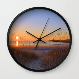 Pathway To Amazing Wall Clock