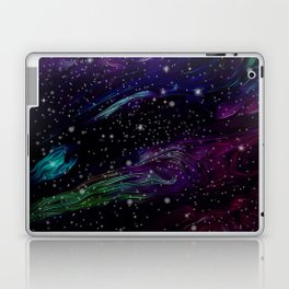 Inhabited space Laptop & iPad Skin