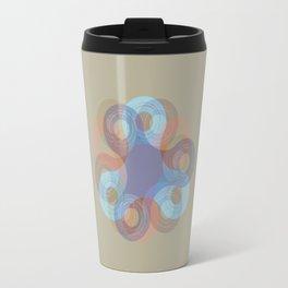 Spinner - Maroon Travel Mug