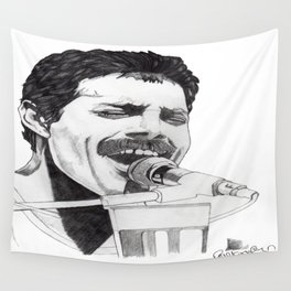 We are the Champions Wall Tapestry