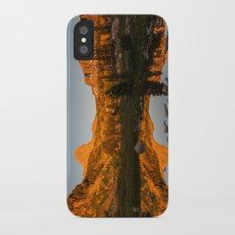 Alaska Basin Sunset iPhone Case